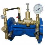 Válvula reguladora de pressão para vapor