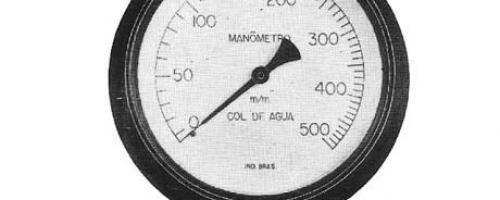Manômetro Tipo Coluna D'Água