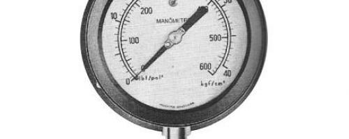 Manômetro Tipo Petroquímico