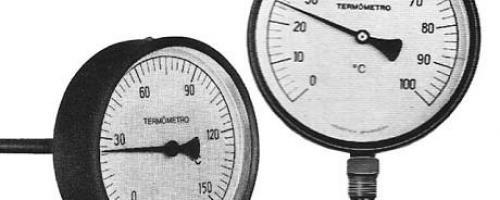 Termômetro Tipo Standard