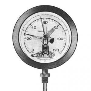 Termômetro Tipo Standard a Mercúrio