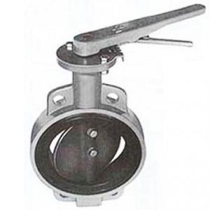 Válvula Borboleta com Acionamento Manual por Alavanca – Mod 88