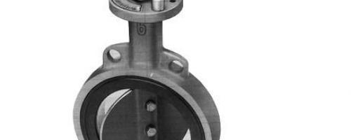 Válvula Borboleta com Acionamento Manual por Alavanca – Mod 93
