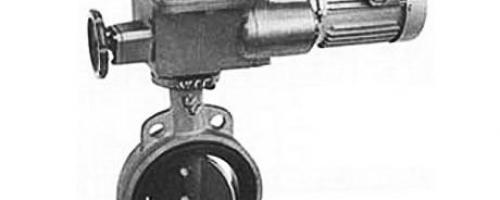 Válvula Borboleta com Acionamento por Atuador Elétrico – Mod 88