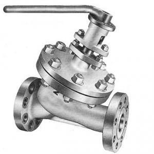 Válvula de descarga Classe 300 – Flanges Padrão