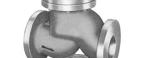 Válvula de Retenção Aerodinâmica – PN40