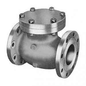 Válvula de Retenção Pistão – Classe 150 – Aço Inox