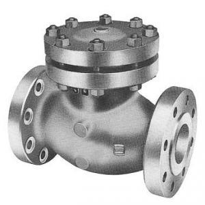 Válvula de Retenção Pistão – Classe 600 – Aço Inox