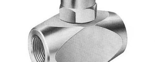 Válvula de retenção Tartugo – Classe 3000