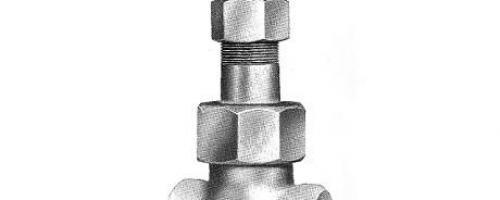 Válvula Gaveta Classe 600 – Castelo Liso/Porca de União