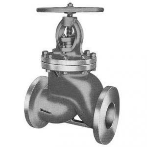 Válvulas PN 40 – Flanges Padrão – Aço Inox