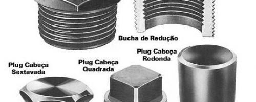 Conexões Buchas e Plugs – Classe 3000