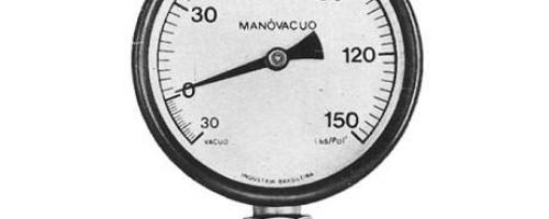 Mano-vacuômetro tipo Stardard