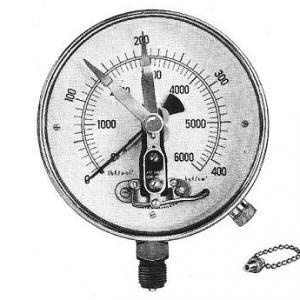 Manômetro Tipo Contato Elétrico – Duplo ou Simples