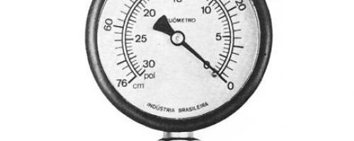 Vacuômetro Tipo Standard