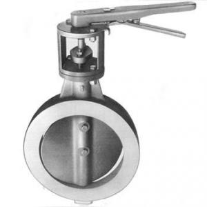 Válvula Borboleta com Acionamento Manual por Alavanca – Mod 85