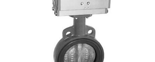 Válvula Borboleta com Acionamento Pneumático – Mod 88