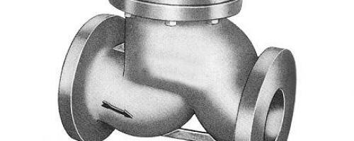 Válvula de Retenção com Extremidades Flangeadas – PN 40