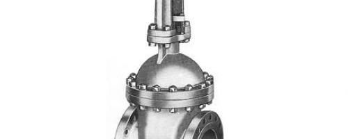 Válvula Gaveta Classe 300 – Castelo Aparafusado – Aço Carbono