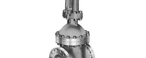Válvula Gaveta Classe 300 – Extremidades Flangeadas – Aço Inox