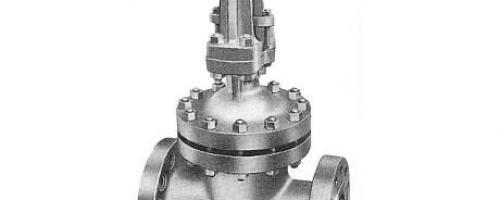 Válvula Gaveta Classe 600 – Castelo Aparafusado – Aço Carbono