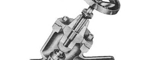 Válvula Globo de Passagem Reta ou Angular Reguláveis para Amônia e Freon