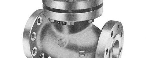 Válvulas de Retenção Pistão – Classe 300 – Aço Inox